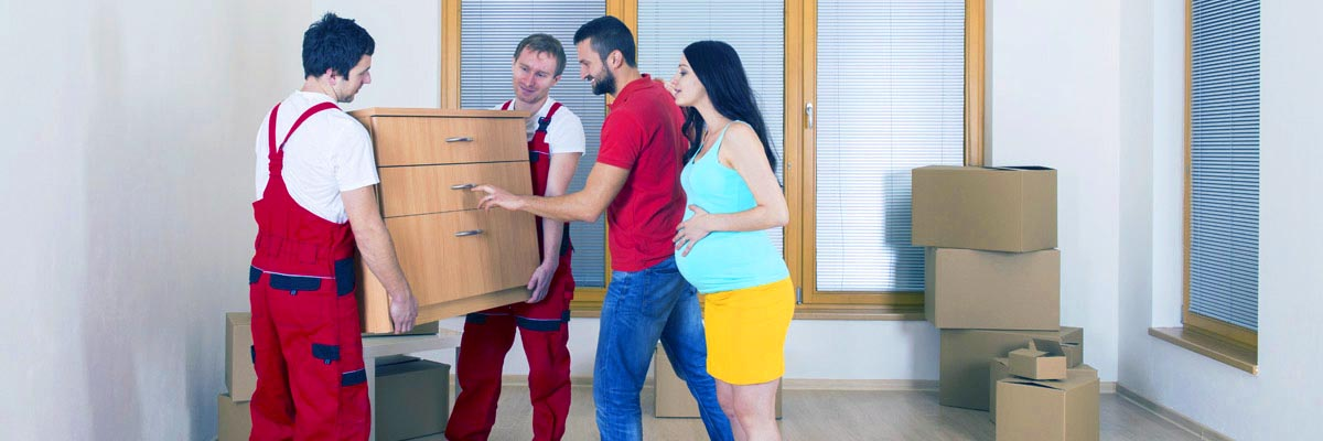 packers and movers Thane banner