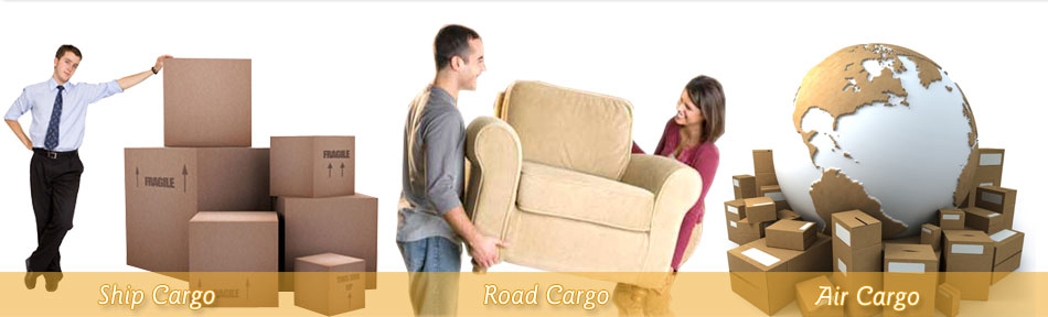 packers and movers banner